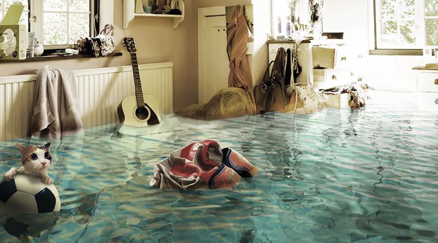 К чему снится затопленная квартира? К чему снится затопило квартиру