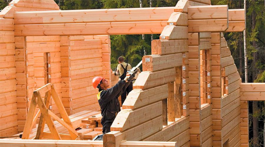 عيوب المنازل المزدية منزل خاص من شريط خشبي منازل سلبيات من الأخشاب