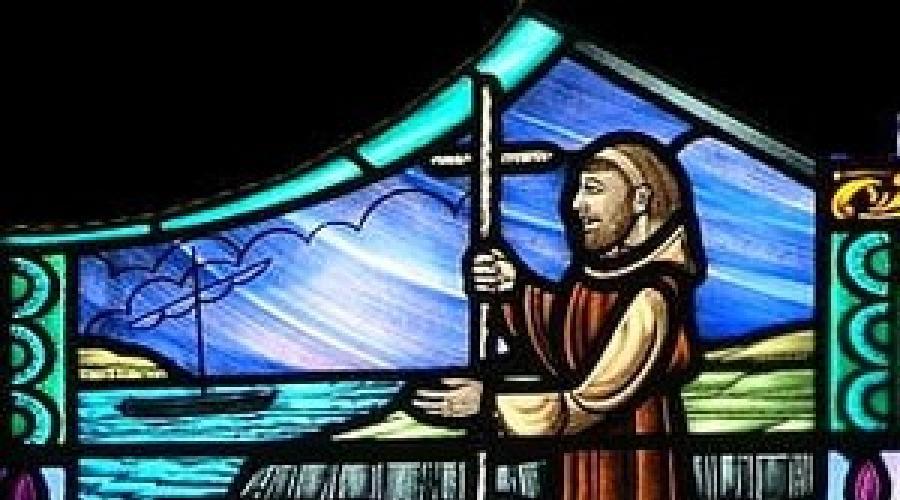 إزالة لعنة الفقر المؤامرات ونوبات الحب. حول ظهور الملائكة ، الذين رآهم رجل  الله يحمل روح حداد يدعى كولومبوس ويلقب كويلريجينوس إلى السماء
