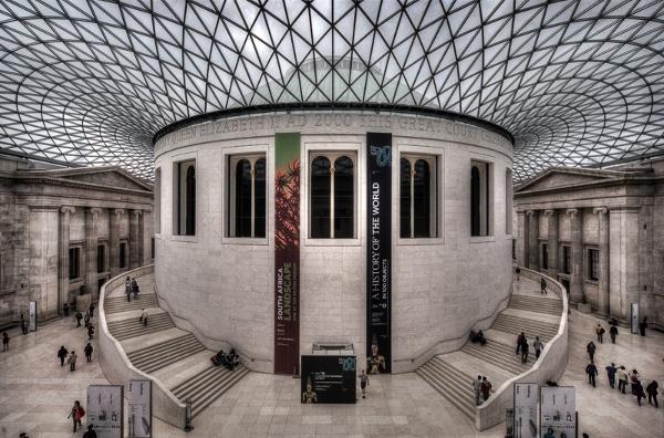 Datiranje iz britanske knjižnice